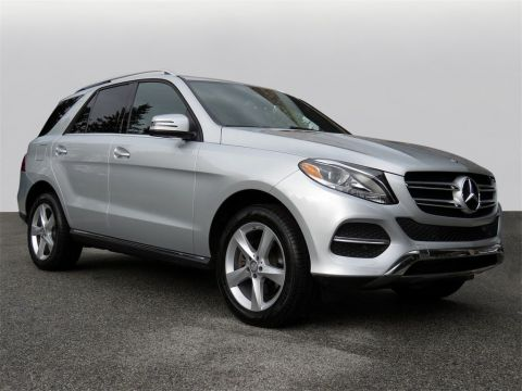 Certified Pre-Owned 2016 Mercedes-Benz GLE GLE 350 4MATIC® 4D Sport Utility