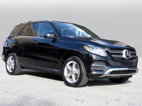 Certified Pre-Owned 2017 Mercedes-Benz GLE GLE 350 4MATIC® 4D Sport Utility