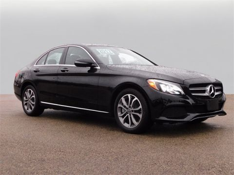 Certified Pre-Owned 2017 Mercedes-Benz C-Class C 300 4MATIC® 4D Sedan