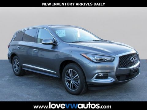 Pre-Owned 2016 INFINITI QX60 Base AWD 4D Sport Utility