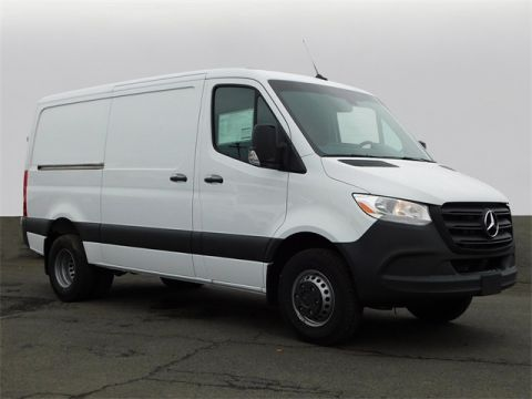 2019 Mercedes-Benz Sprinter 3500 Cargo 144 WB