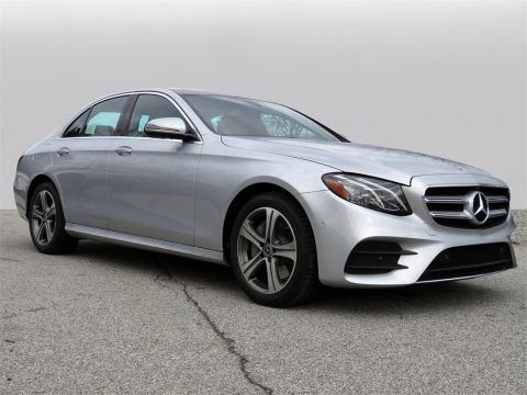 New 2020 Mercedes-Benz E-Class E 350 4MATIC® 4D Sedan